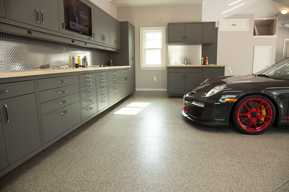 Seamless Floor Systems Beyond